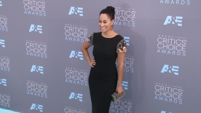 Tracee Ellis Ross at 21st Annual Critics' Choice Awards in Los Angeles CA