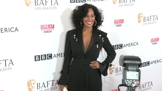 Tracee Ellis Ross at BAFTA LOS ANGELES BBC AMERICA TV TEA PARTY 2017 in Los Angeles CA