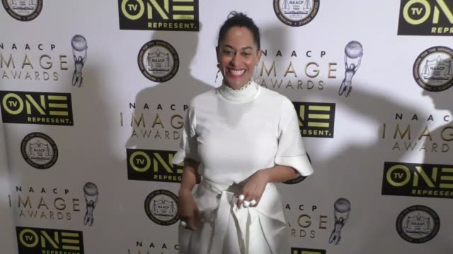 Tracee Ellis Ross at the 48th NAACP Image Awards Nominees' Luncheon on January 28 2017 in Hollywood California