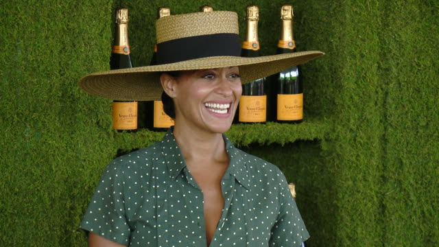 Tracee Ellis Ross at the Eighth Annual Veuve Clicquot Polo Classic Los Angeles at Will Rogers State Historic Park on October 14 2017 in Pacific...