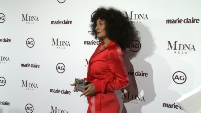 Tracee Ellis Ross at the Marie Claire's Image Maker Awards 2018 at Delilah on January 11 2018 in West Hollywood California