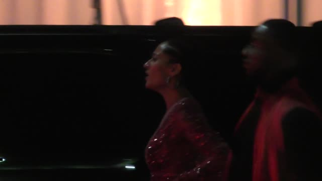 Tracee Ellis Ross outside the Vanity Fair Oscar Party in Celebrity Sightings in Los Angeles