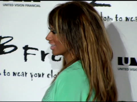 traci bingham at the 2 b free spring 2006 collection at paramount studios in hollywood, california on october 16, 2005. - traci bingham stock videos & royalty-free footage