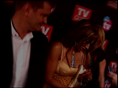 traci bingham at the 2005 tv guide emmy awards party at the hollywood roosevelt hotel in hollywood, california on september 18, 2005. - traci bingham stock videos & royalty-free footage