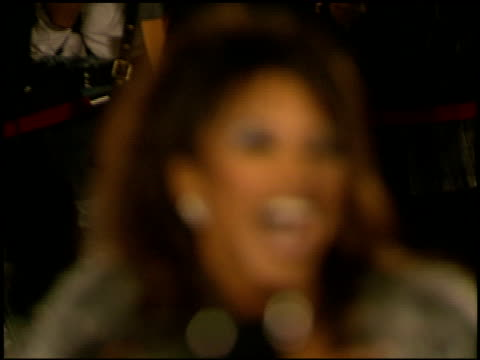 traci bingham at the naacp 28th annual image awards on february 8, 1997. - traci bingham stock videos & royalty-free footage
