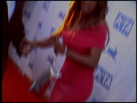 traci bingham at the peta gala at paramount pictures in hollywood, california on september 10, 2005. - traci bingham stock videos & royalty-free footage