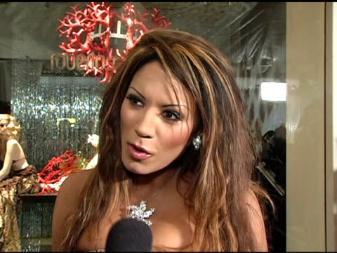 traci bingham at the unveiling of roberto cavalli's beverly hills location at roberto cavalli boutique in los angeles, california on february 15,... - traci bingham stock videos & royalty-free footage