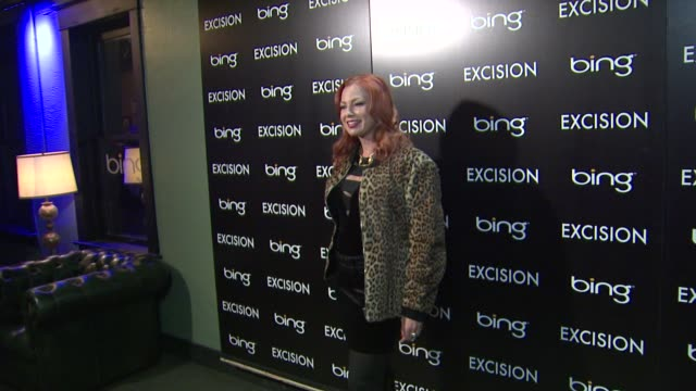 vidéos et rushes de traci lords at bing bar sundance 2012 day 3 in park city utah on 1/21/2012 - traci lords
