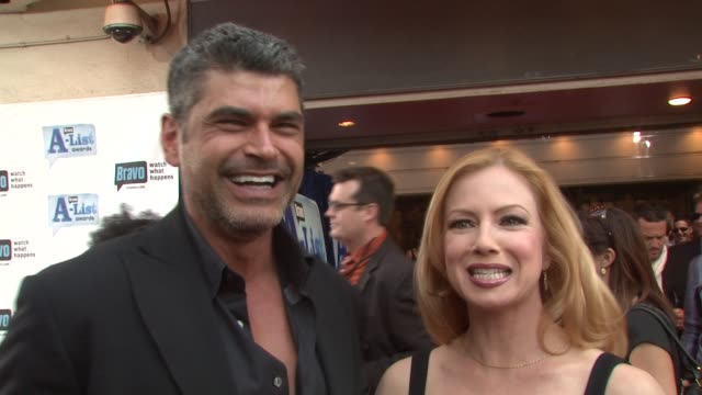 Traci Lords on jumping onto the reality show bandwagon at the Bravo's AList Awards at Los Angeles CA