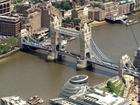 Track around er Tower bridge and the Shard