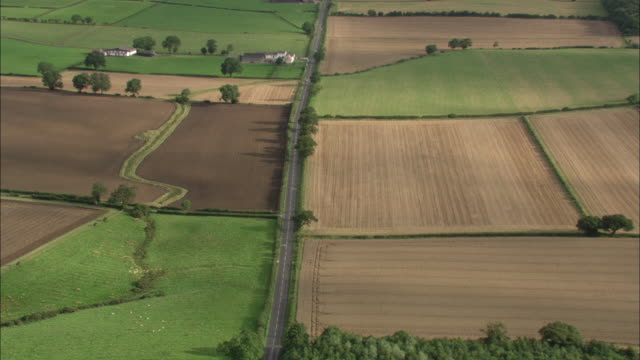 track left across fields available in hd. - 2000s style stock videos & royalty-free footage
