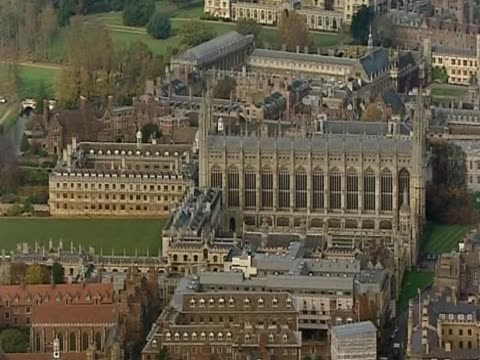 track over king's college university of cambridge - king's college cambridge stock videos and b-roll footage
