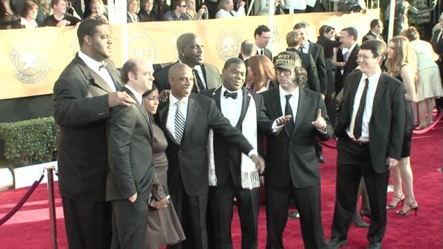 Tracy Morgan at the 15th Annual Screen Actors Guild Awards Part 6 at Los Angeles CA