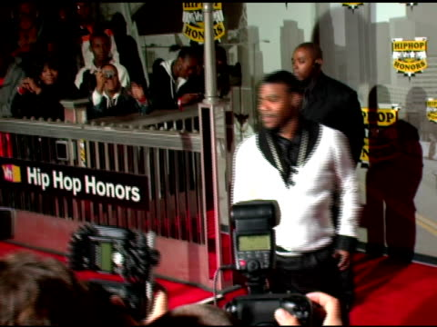 Tracy Morgan at the 2006 VH1 Hip Hop Honors at the Hammerstein Ballroom in New York New York on October 7 2006