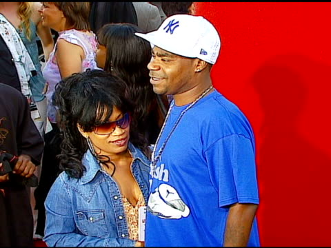 tracy morgan at the 'little man' premiere at the mann national theatre in westwood california on july 6 2006 - mann national theater stock videos & royalty-free footage