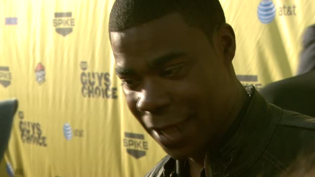 Tracy Morgan at the Spike TV's Guys' Choice Awards at Radford Studios in Los Angeles California on June 10 2007