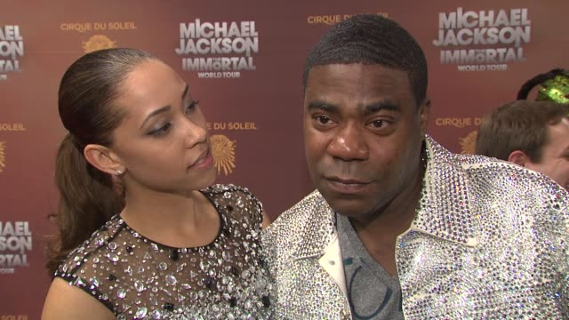 Tracy Morgan on his love for Michael Jackson Michael Jackson The Immortal World Tour at Madison Square Garden on April 03 2012 in New York New York