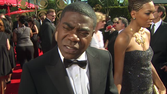 Tracy Morgan on his nomination at the 61st Annual Primetime Emmy Awards Arrivals at Los Angeles CA