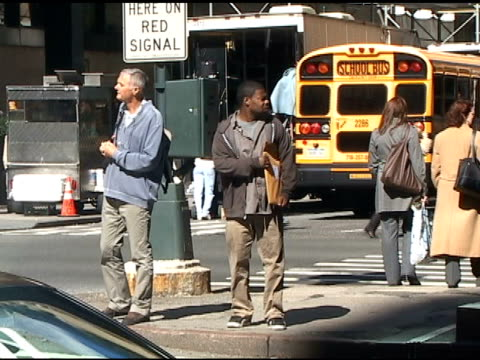 Tracy Morgan on the set of 'Son of No One' at the Celebrity Sightings in New York at New York NY