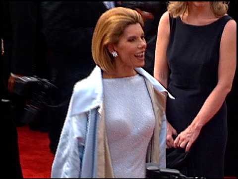 tracy pollan at the 1997 emmy awards arrivals at the pasadena civic auditorium in pasadena california on september 14 1997 - pasadena civic auditorium stock videos & royalty-free footage