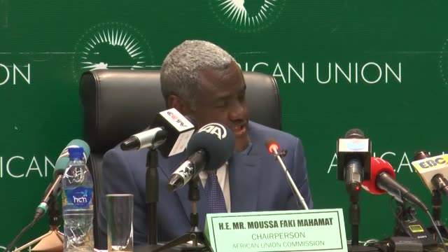 trading in human beings as witnessed recently in libya is a crime against humanity the chairman of the african union commission said tuesday after a... - sklaverei stock-videos und b-roll-filmmaterial