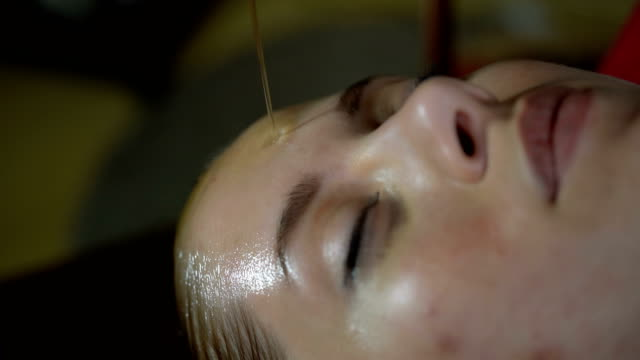 traditional beauty treatment - massage table stock videos & royalty-free footage