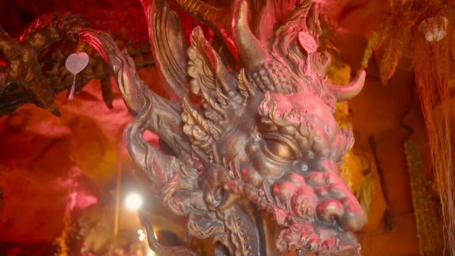 vídeos y material grabado en eventos de stock de dragón chino tradicional - dragon chino