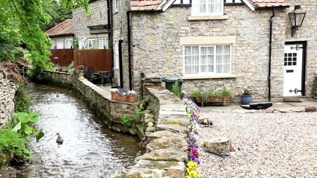 traditional english village - english culture stock videos & royalty-free footage
