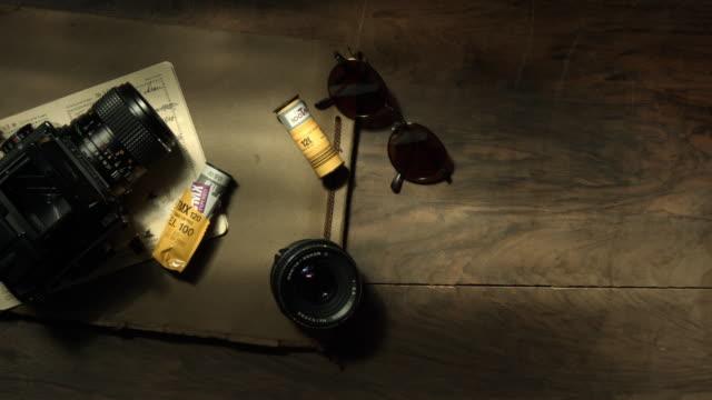 traditional film camera - 底片 個影片檔及 b 捲影像