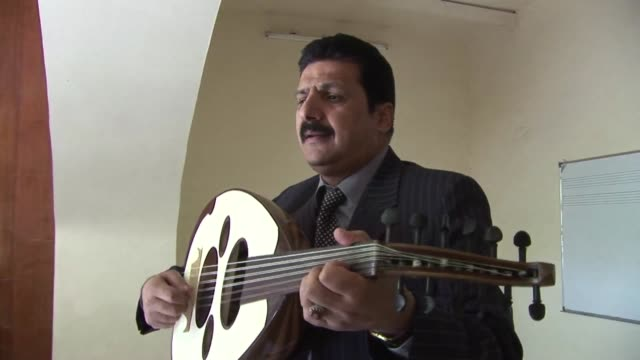 Traditional Iraqi Maqam is a form of music that has held a proud place in its country's culture for centuries Baghdad Iraq