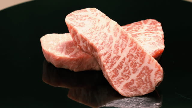 Traditional Japanese Wagyu of local Matsuzaka