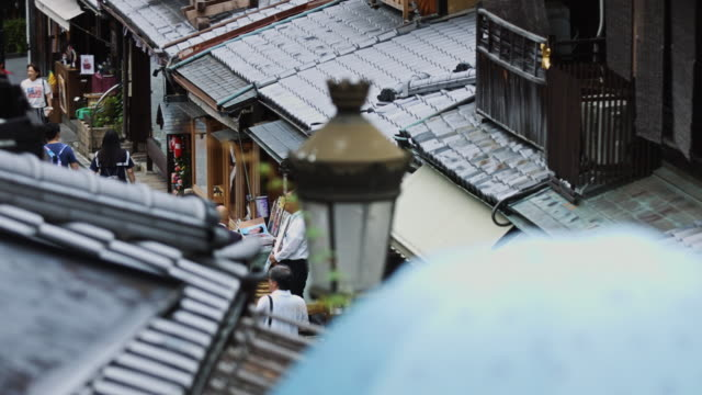 Traditional Kyoto Street