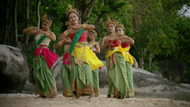 Traditional Thailand Dance