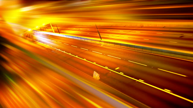 Traffic abstract background