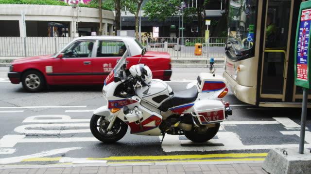 Traffic Accident in Tsim Sha Tsui