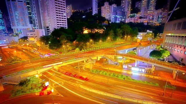 Traffic. Aerial view
