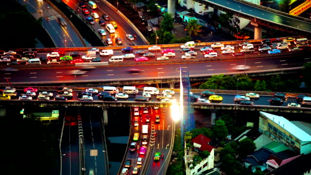 traffic background - composite image stock videos & royalty-free footage