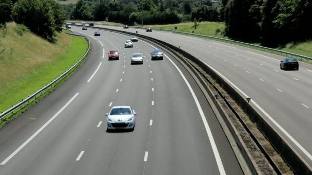 Feu de voiture en France