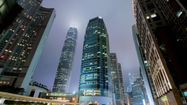 stockvideo's en b-roll-footage met verkeer centrum in hong kong - hong kong