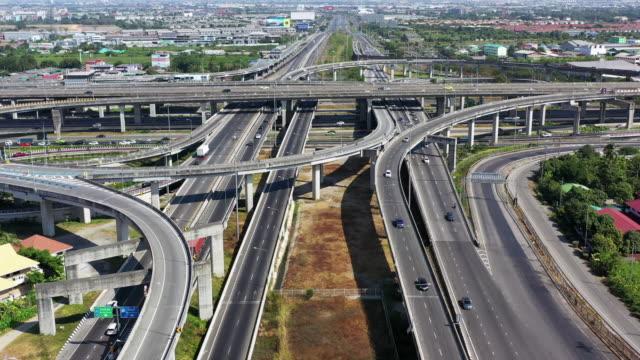 traffic highway lane - driveway stock videos & royalty-free footage