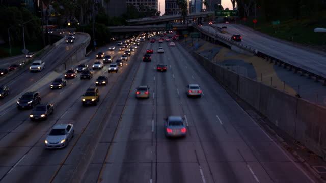 WS-Verkehr in Los Angeles