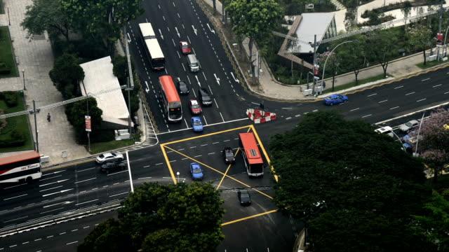 シンガポールを交通します。