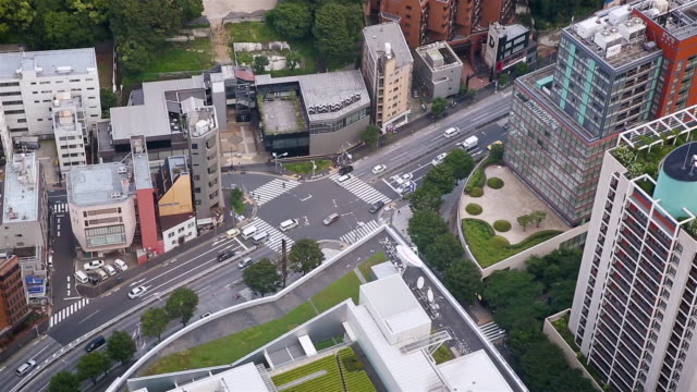 車窓から市内を交通します。 - 町並み点の映像素材/bロール