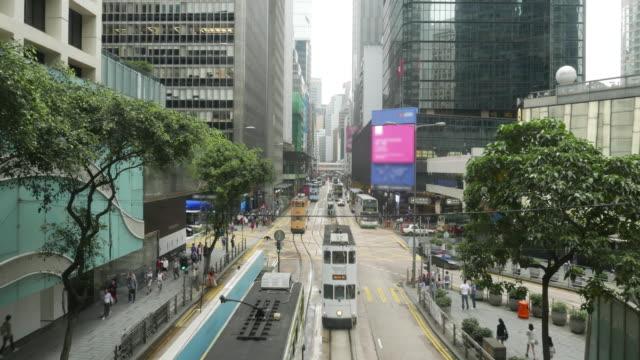 Traffic in the HongKong