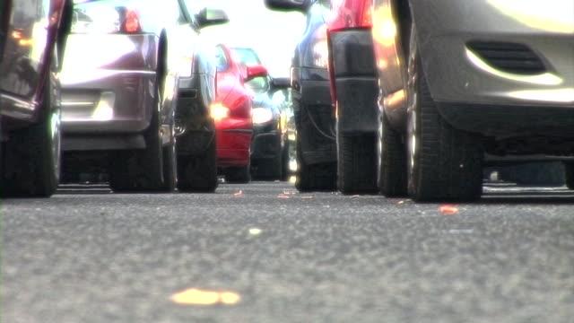 vidéos et rushes de boucle hd: embouteillage - traffic jam