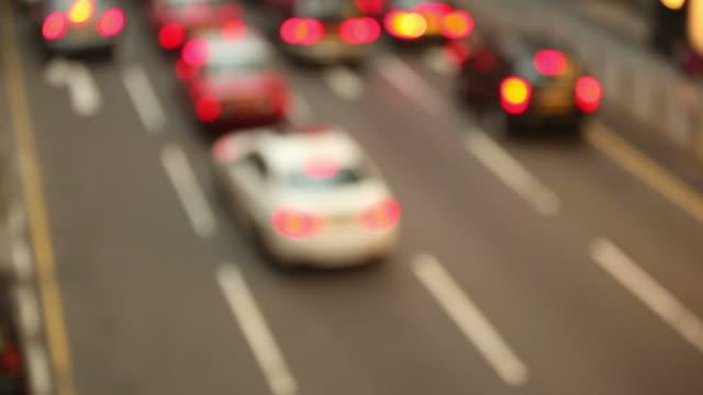 渋滞ジャム - 止まる点の映像素材/bロール