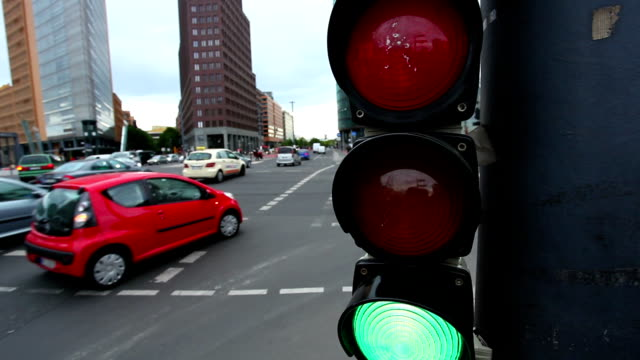 Traffic Light with Audio