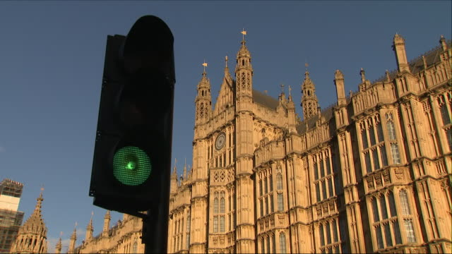 Traffic Lights in London