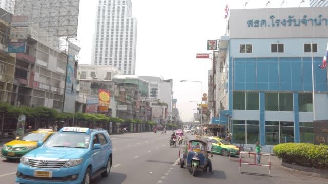 trafik av urban city - sydostasien bildbanksvideor och videomaterial från bakom kulisserna