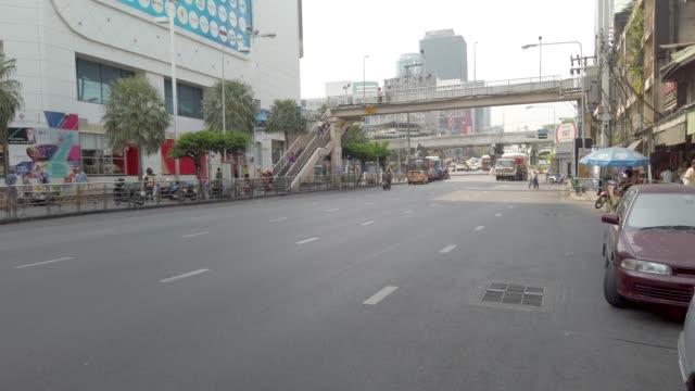 都市都市の交通 - 線路のポイント点の映像素材/bロール